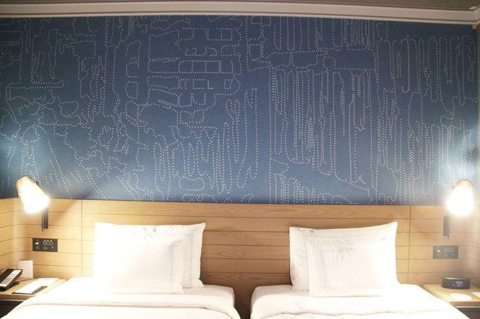 ホテルの中のホテル!スイスエクゼクティブルームの極上ステイ!