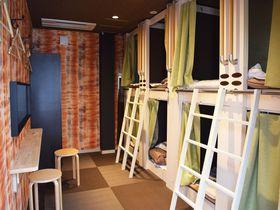 神戸南京町食べ歩きにぴったりの格安オシャレ宿!ゲストハウス神戸なでしこ屋