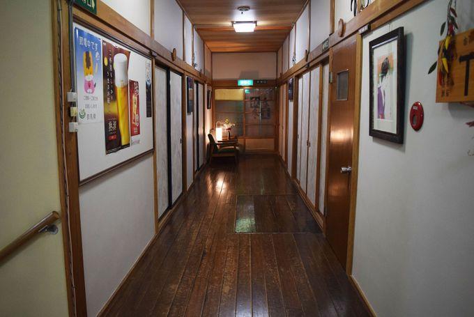 古き良き日本の良さを感じる部屋