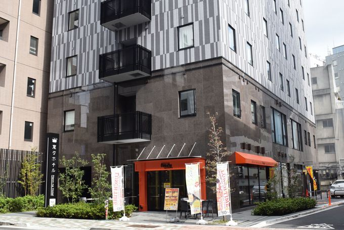 3.変なホテル東京 浅草橋