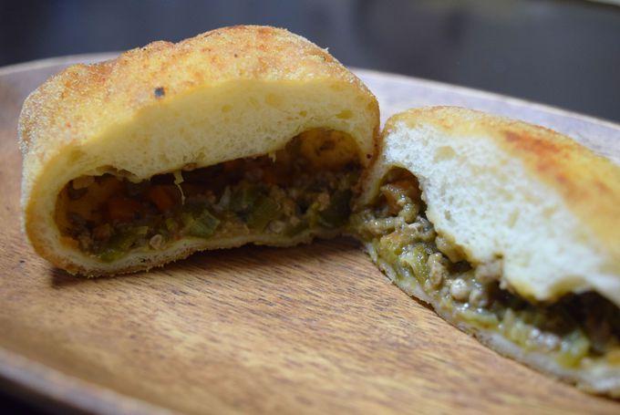 世界の料理をアレンジした惣菜パンに注目