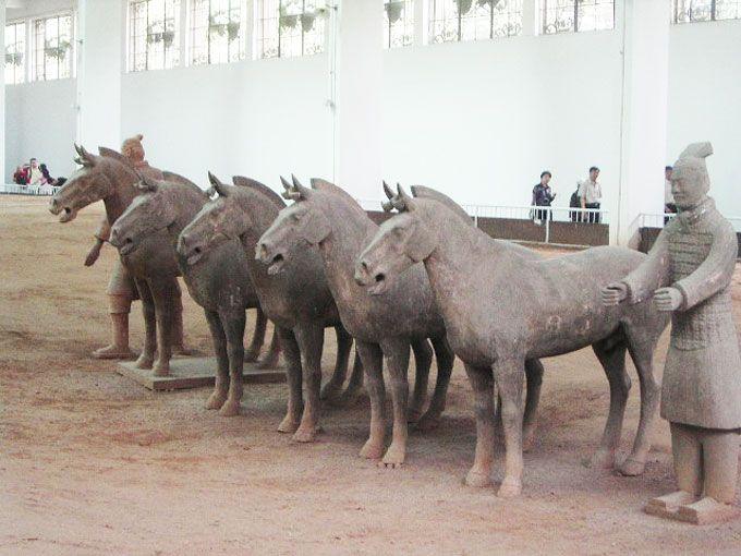 2日目AM:西安観光の目玉「兵馬俑」