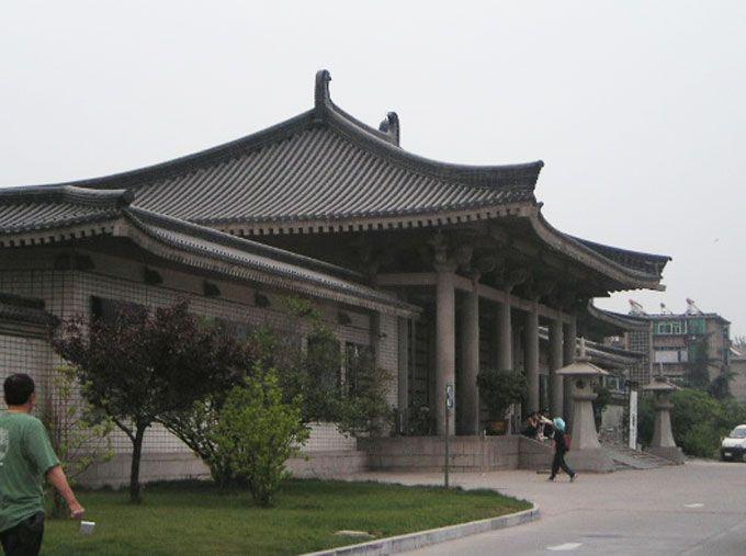 7.陝西省歴史博物館