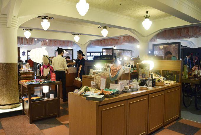 2〜3階:林百貨店オリジナルグッズや若手デザイナーの雑貨がかわいい