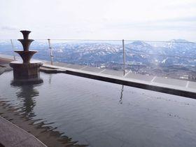 絶景露天風呂とフルコースランチの日帰りプランがお得!赤倉観光ホテル