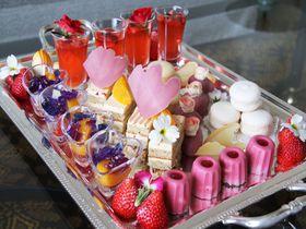 スイーツ&シャンパン付!ホテル女子会の特典がすごいウェスティンホテル大阪