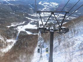 どこまでも続くパウダースノー&超絶景!星野リゾート トマム スキー場