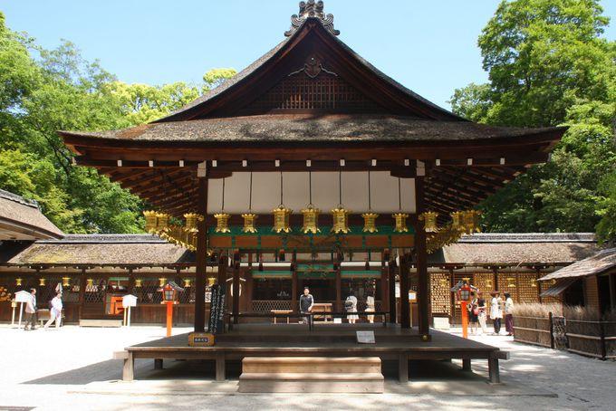 京都一の美麗の神様 河合神社