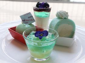 見て食べて涼しくなるアフタヌーンティー「スイスホテル南海大阪」