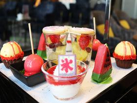 夏祭りを味わえるアフタヌーンティー「スイスホテル南海大阪」