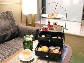 ハーレイ・クイン公開記念アフタヌーンティーがスイスホテル南海大阪で開催