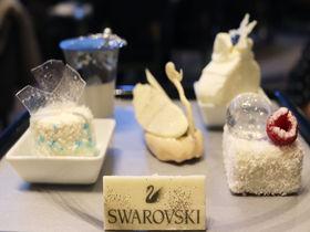 スワロフスキーの世界観が詰まったアフタヌーンティー「スイスホテル南海大阪」
