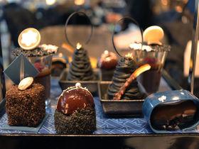 モンブランの世界観が詰まったアフタヌーンティー「スイスホテル南海大阪」