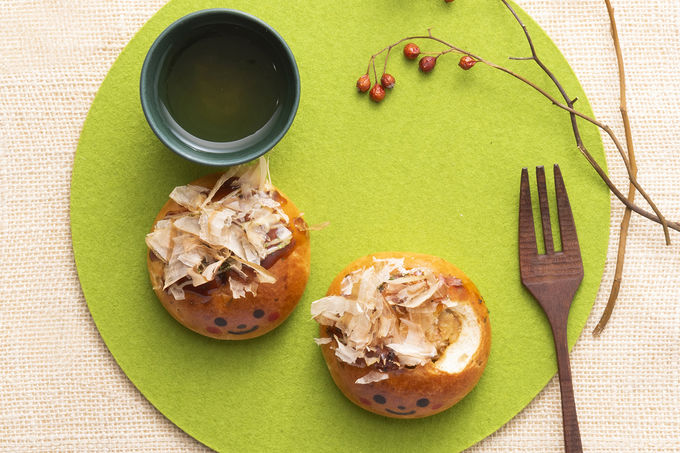 斬新なフルーツティーとキュートなパン「奈雪の茶」