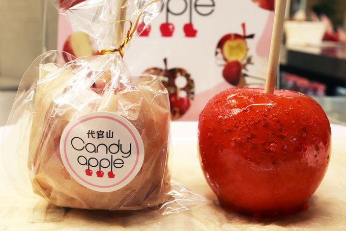 やっぱり赤色スイーツはかわいい!「Candy apple」「STRAWBERRY MANIA」