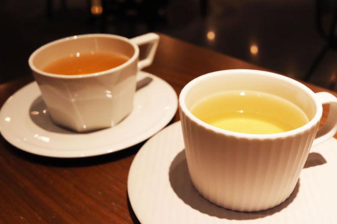 スタートは聞き茶から!オーガニックティーを香りで楽しむ