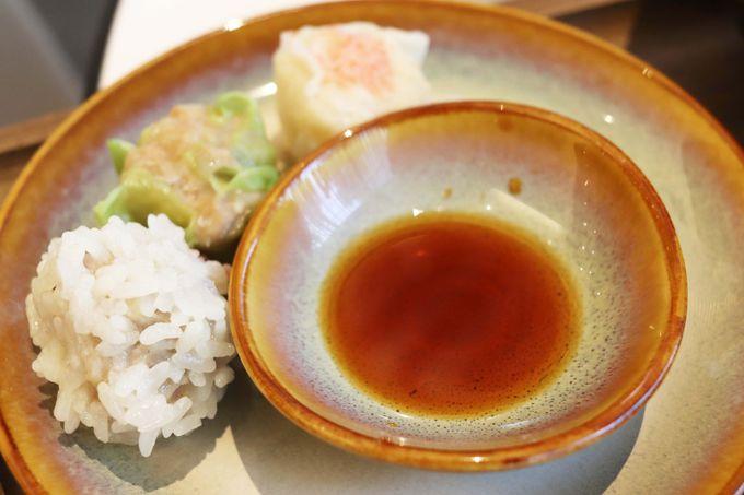 朝ごはんは中華粥でほっこり