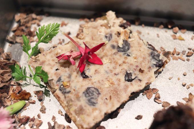 SAKEチョコの風味、濃厚さは未体験の味わい