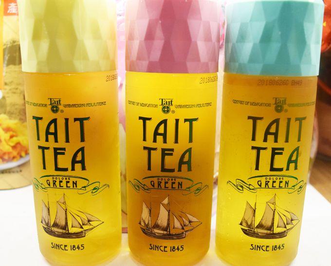 日本に持ち帰りたい!お茶のペットボトル3選!