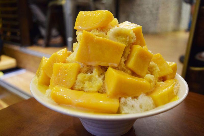 台湾マンゴーかき氷の人気6店!生マンゴーを食べるなら5月〜9月がオススメ!