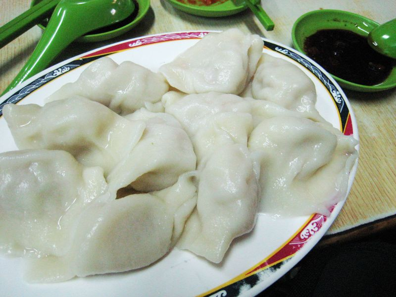台湾・南機場夜市は水餃子がウマイ!地元で人気の5店!
