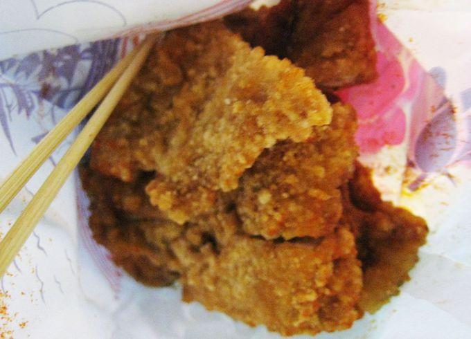 台北一と絶賛されるフライドチキン「好吃炸鶏」