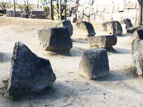 大阪城のツウな観光スポットめぐり!歴史を感じるなら石垣と刻印石に注目!