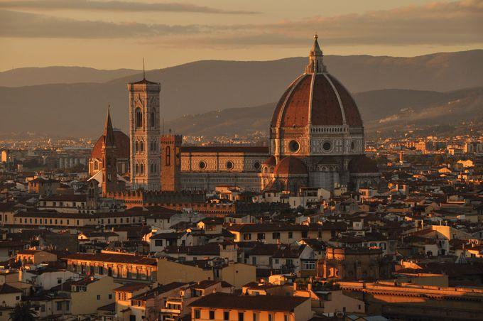 フィレンツェで、暮らすような旅をしてみない?
