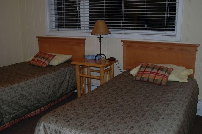 宿泊施設もあります