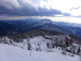 女性でも行ける冬の北アルプス登山!「西穂山荘」は冬山初級者にオススメ
