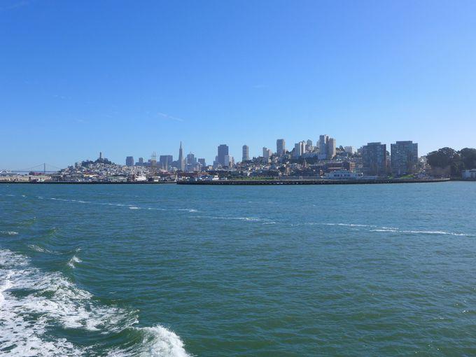 サンフランシスコ観光は海から!