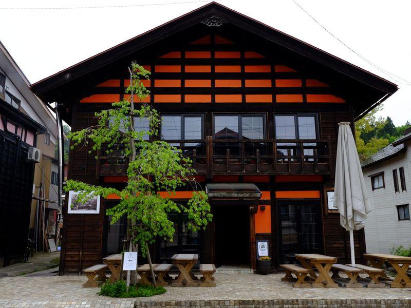 日本の原風景が残る新潟県十日町市・古民家カフェ「澁い」が ...