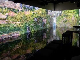 廃墟をリアルに再現「長崎・軍艦島デジタルミュージアム」は視覚と聴覚で魅せる!