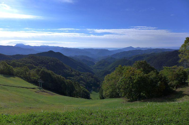 見晴らし抜群!群馬県ほたか牧場キャンプ場で爽やかな朝を迎えよう!