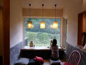 女子におすすめ!群馬のお洒落な「ナナイロ食堂」は里山の風景がご馳走!デザートのガレットもおすすめ