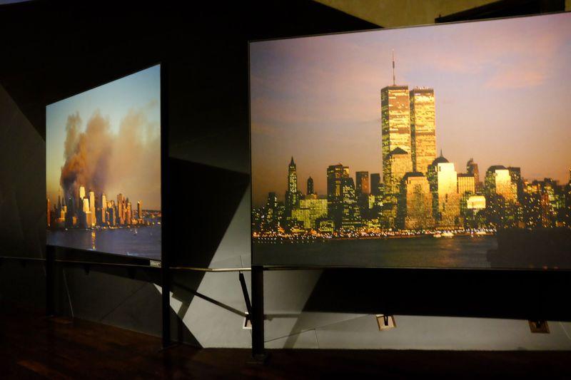 テロの悲劇を伝えるニューヨーク「9/11メモリアル博物館」