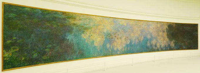 3日目昼間:パリの美術館でアート三昧