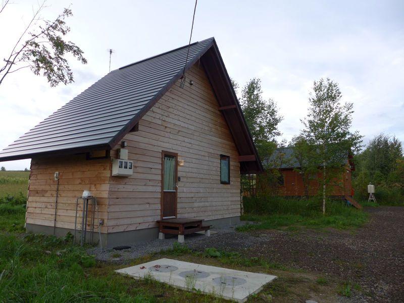 北海道・美瑛町「ファーム雨読舎」は気兼ねなく泊まれる農家の貸切コテージ