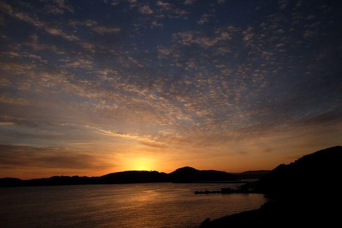 朝日も夕日も!佐賀県・波戸岬から見る絶景