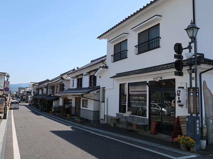 福岡からの日帰り旅行にちょうどいい豆田町