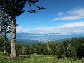 雲海も星空も!天空の長野県・鹿嶺高原キャンプ場でアウトドア体験を