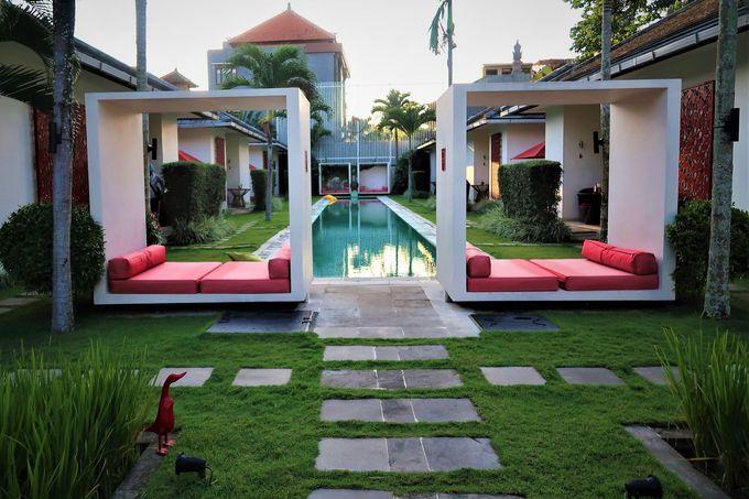 バリ島であえて海が見えない場所に泊まるという選択を!