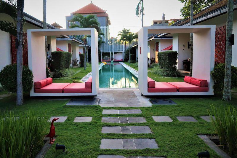 バリ島ウブド「ルージュ・ヴィラズ&スパ」は全6室の隠れ家的プチホテル