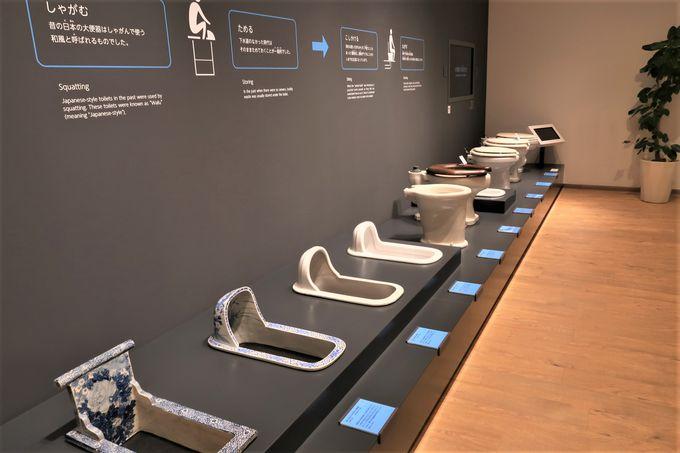 最新式トイレは3.8リットルで流せます!
