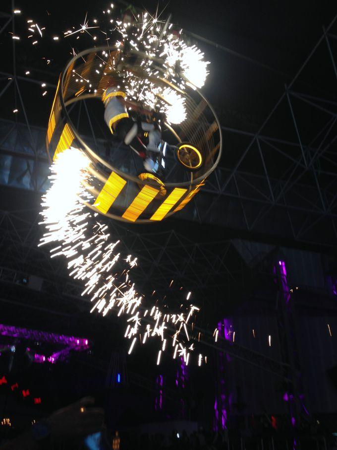 果樹園でパーティー?!15,000人収容、ギネス記録を持つ世界最大のクラブ!
