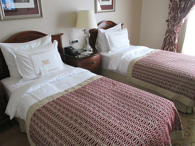 ペラ パレス ホテル ジュメイラの部屋