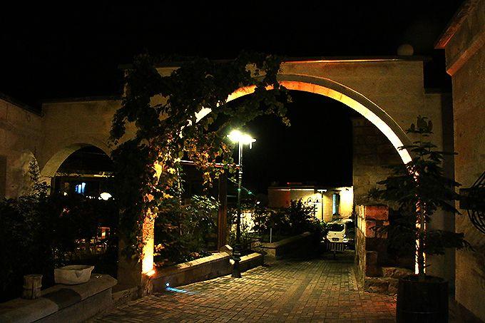洞窟ホテル「カッパドキア ケーブ リゾート&スパ」