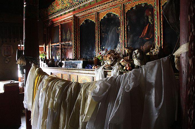 仏教を守るゴンカン