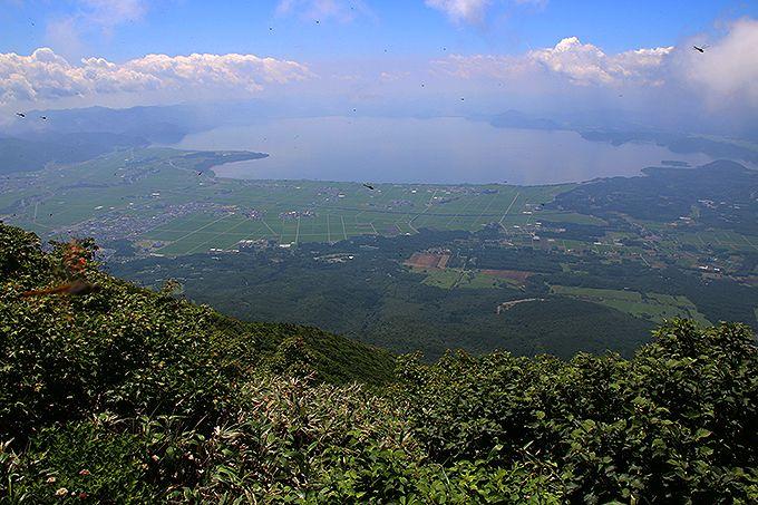 磐梯山と五色沼トレッキング!日本百名山の山頂まで登って360度の絶景を見よう