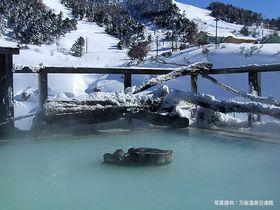 硫黄濃度日本一!群馬・万座温泉の「日進舘」で万病に効く名湯巡り